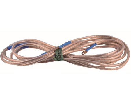 Grounding soft copper wire