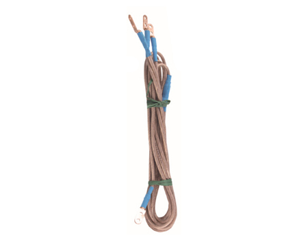 H.V.earthing wire and rod with earthing pin(national standard)