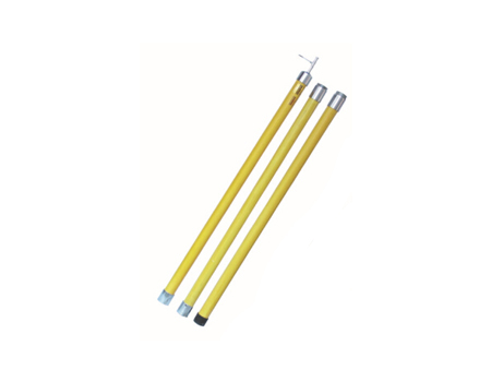 High voltage operating Rod/hot stick (Interface type:medium-sized)
